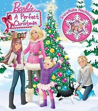 Barbie: A Perfect Christmas (BOOK AND JEWELRY)