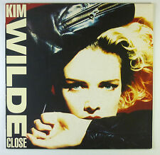 """12"""" LP - Kim Wilde - Close - B4678 - washed & cleaned"""
