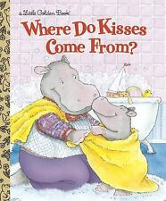 Where Do Kisses Come From? (Little Golden Book), Fleming, Maria, Good Book