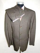Windsor Anzug Super 110 Einreiher Mintgrün Unifarben Schurwolle Gr. 54