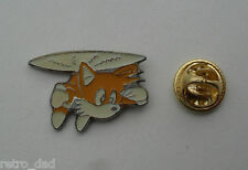 SONIC THE HEDGEHOG Code volare MEGA RARE OLD smalto metallo pin badge pin locale