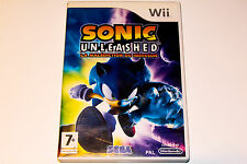 SONIC UNLEASHED - Wii - COMPLET
