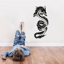 Chinese Dragon Fantasy Art Sticker Living Room Decor Animal Vinyl Wall Decal