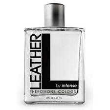 Leather by INTENSE Pheromone Cologne Fragrance Spray Gay Men-Attract Men 2 oz.