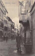 9826) PARTIE AUS CURORT ARCO (TRENTO) ANIMATA VIAGGIATA 1904.