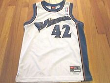 VINTAGE NIKE NBA WASHINGTON WIZARDS JERRY STACKHOUSE SWINGMAN JERSEY YOUTH S