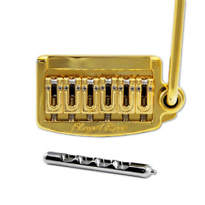 Floyd Rose Rail Tail Tremolo- Wide, Gold