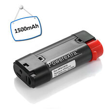 7V 1500mAh Replacement Battery For BLACK & DECKER VPX0111 VPX1101 VPX1201 Drill