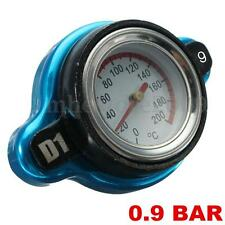 Universal 0.9 Bar Thermo Thermostatic Radiator Cap Cover Water Temperature Gauge
