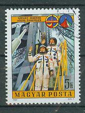Briefmarken Ungarn 1980 Weltraumflug UdSSR- Ungarn Mi.Nr.3430