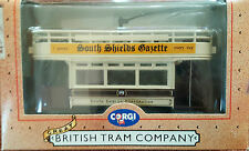 Corgi Great British Tram Company South Shields Gazette  NEW