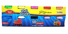 Play Dough Tubs Set of 10 x 85g Craft Modelling Doh Party Non-Toxic 045