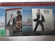James Bond 007 Casino Royale - Limitierte Coll. Edition, on Set, Daniel Craig