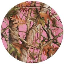 """NEXT PINK CAMOUFLAGE PARTY PAPER  CAMO PLATES 9"""" - SET of 8"""