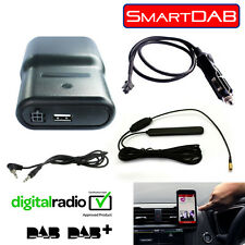 AutoDAB SmartDAB Plug & Play Wireless In Car Taxi Cab DAB Digital Radio Adapter