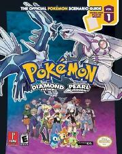 Prima Official Game Guides: Pokemon Diamond and Pearl Vol. 1