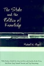 The State and the Politics of Knowledge, Apple, Michael W., Good Book