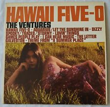 THE VENTURES Hawaii Five-0 '69 Liberty STEREO LP RECORD ( B2)