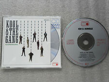 CD-KOOL & THE GANG-RAINDROPS-AMOR,AMORE-1989-REMIX-(CD SINGLE)-4TRACK-CD MAXI-//