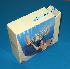 Supertramp Breakfast in America promo box for Japan MINI LP CD BOX ONLY