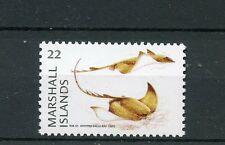 Islas Marshall 2015 Mnh Amarillo Spotted Eagle Ray 1v Set peces Rayos Rayas