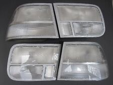 Civic EK EM1 Coupe 2DR Clear Brand New Taillights Lenses 96-00 Ultra Rare!