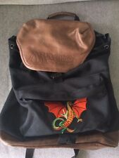 Magic The Gathering Shivan Dragon Backpack