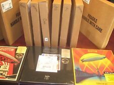 LED ZEPPELIN COMPLETE 9 SUPER DELUXE EDITIONS & LIVE & MOTHERSHIP HIT 3 BOX SETS
