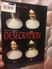 Desecration (DVD, 2000, Widescreen)
