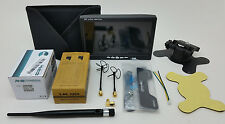 5.8Ghz Long Range Quadcopter Drone FPV Kit w/HD Camera, 600mw Tx, Antennas