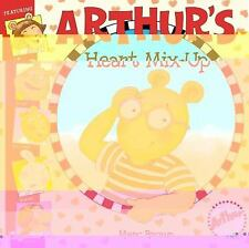 Arthur's Heart Mix-Up by Brown, Marc, Good Book
