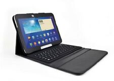 Bluetooth Wireless Keyboard Case For Samsung Tab 2/3/4 7.0/8.4/10.1'' S E Tablet
