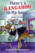 There's a Kangaroo in My Soup! (Cricket Series)