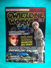 ►► rare Polish STAR WARS Popcorn APPENDIX 1999 Phantom Menace POLAND