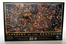 1000 Piece Jigsaw Puzzle Tapestry of the Centuries Influential People Events