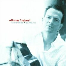 OTTMAR LIEBERT - Christmas + Sante Fe CD  BRAND NEW! Sealed 2001 Epic