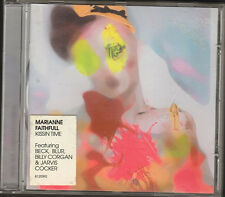 MARIANNE FAITHFULL Kissin Time CD NEW Beck Blur Billy Corgan Jarvis Cocker