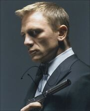 SkyFall Star Daniel Craig James Bond 007 Reprint Signed 8x10 Photo Picture Print