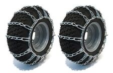 New Snow Mud TIRE CHAINS Garden Tractor 26x12x12 26x12.00x12.00 26-12-12