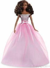 2017 Birthday Wishes Barbie Doll DVP49 IN STOCK NOW!