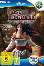 Lost Legends * el vino a finales de la Sra. * hormiguero-juego PC CD-ROM
