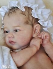 """Mary Ann by Natalie Blick 22""""~ rare~ SOLD OUT!!! ~ limited Reborn Doll KIT"""