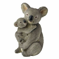 "4.5"" Koala Holding Cub Wildlife Animal Figurine Statue Figure Wild Life Bear"