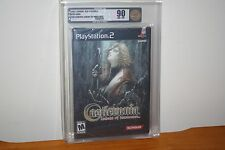 Castlevania: Lament of Innocence (PS2 Playstation 2) NEW SEALED MINT GOLD VGA 90