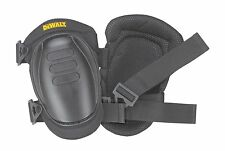 DEWALT DG5203 Ballistic Poly Smooth Cap Kneepads Knee Pads with Foam Padding