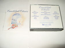 Readers Digest Candlelight Classic 6 cd 108 tracks 1990