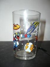 Verre à moutarde Goldorak - N°6 - vintage glass Goldorak véga Alcor