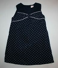 New Gymboree Polka Dot Smock Top Dress size 5T year NWT Prep Perfect