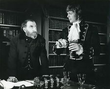 IAN OGILVY HUGH GRIFFITH WUTHERING HEIGHTS 1970 VINTAGE PHOTO ORIGINAL