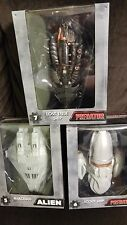 ALIEN PREDATOR SERIES 2 SET NARCISSUS SCOUT SHIP LOST TRIBE CINEMACHINES NECA